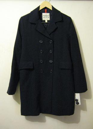 Пальто весеннее от mango новое