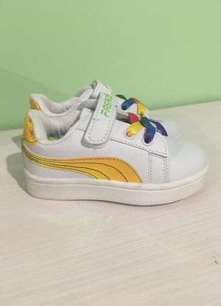 Детские кроссовки кеды