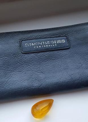 Кожаное портмоне clements ribeiro