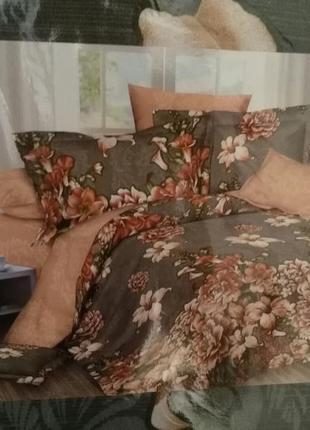 2х спальный комплект постельного белья