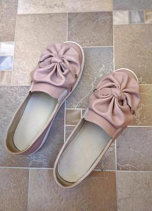 Туфли лоферы мокасины слипы слипоны женские жіночі сліпони кеды