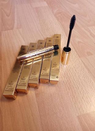 Италия люкс! потрясающая, роскошная тушь для ресниц, брасматик,chanel gold