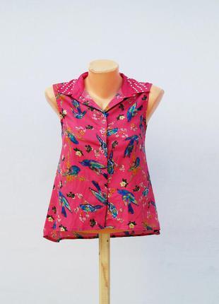 Блузка miss e-vie
