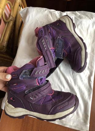 Детские ботиночки 28-29 размер