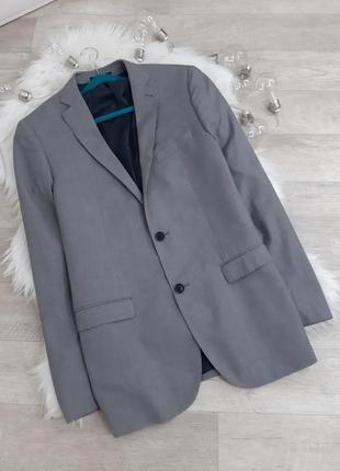 Серый пиджак george