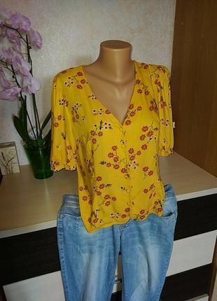 Peacocks блузка рубашка блузон топ