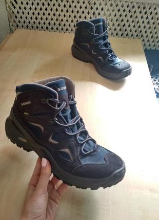 Ботинки  lowa bora gtx qc ws 520572 6923  оригинал