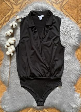 Распродажа!!! блуза боди на запах