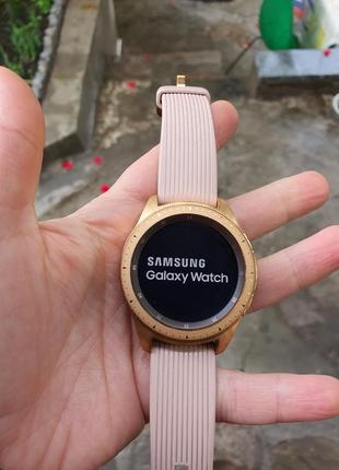 Часы смарт samsung galaxy watch