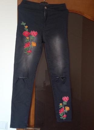 Штанішки -джинсові
