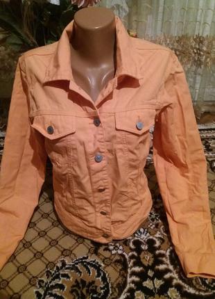 Куртка джинсовка
