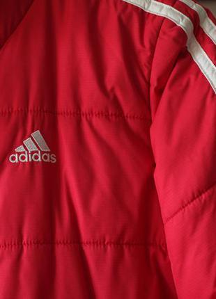 Куртка весення adidas s