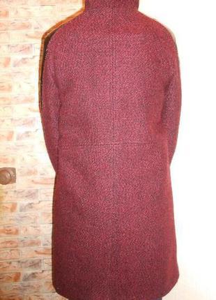 Новое пальто марсала4