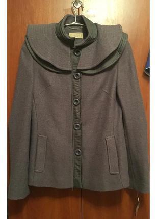 Dolcedonna дизайнерское короткое пальто от елены голец