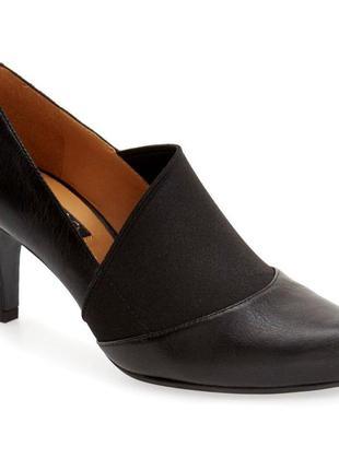Туфли кожаные ecco размер 40