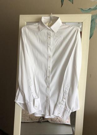 Рубашка zara basic
