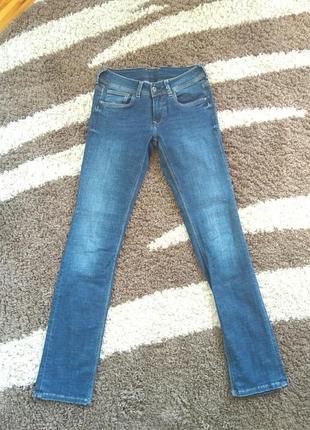 Фирменные женские джинсы pepe jeans