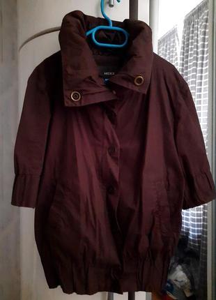 Летний бомбер, пиджак куртка