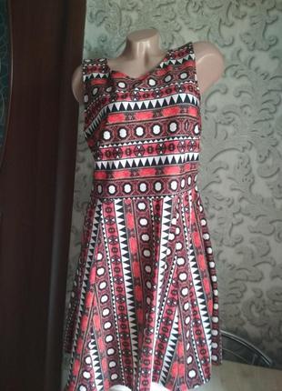 Распродажа, женское платье трикотаж