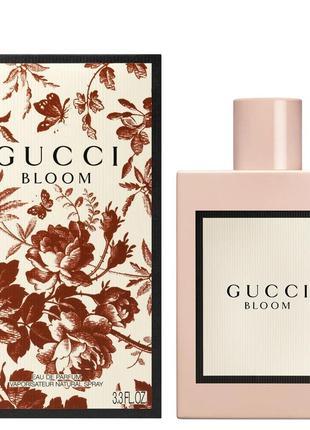 Женская парфюмированная вода gucci bloom eau de parfum ( 100 мл ) luxe копия