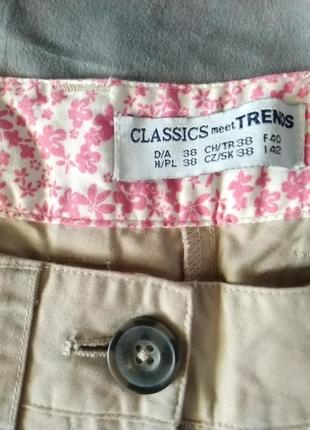 Жіночі бавовняні штани, європейські розміри 38,40,42,44,483 фото