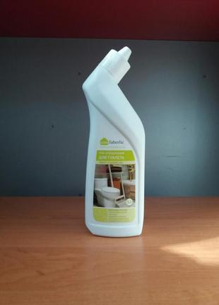 -40% гель очищающий для туалета 5 в 1 с ароматом лимона faberlic фаберлик фаберлік