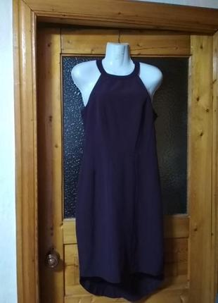 Очень классное платье футляр