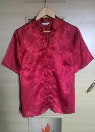 Блуза в восточном стиле m&s распродажа см другие вещи - много интересного