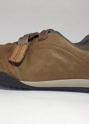 Сlarks женские кроссовки нат. кожа 24,5 см стелька