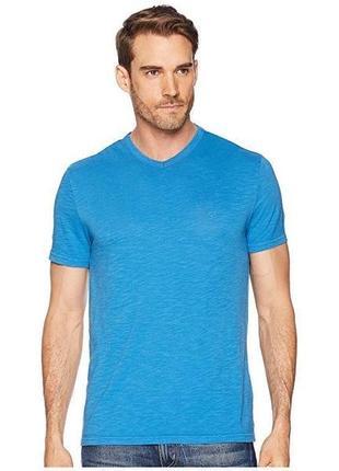 Шикарная хлопковая футболка calvin klein