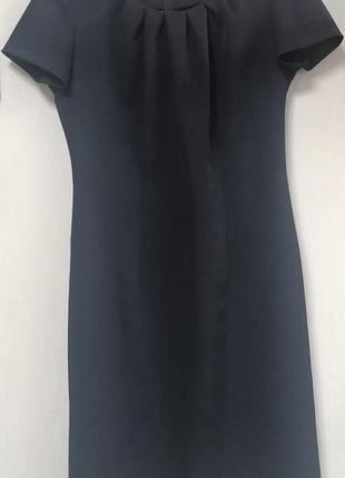 Платье миди деловое