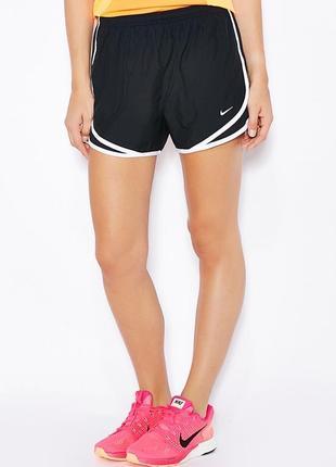 Классные спортивные шорты nike dri - fit для бега