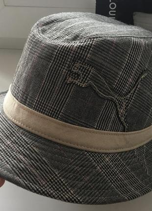 Шикарная шляпа puma панама шляпка