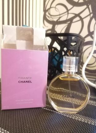 Духи chanel chance 35 ml
