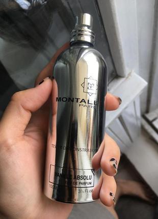 Montale vanilla absolute 50мл