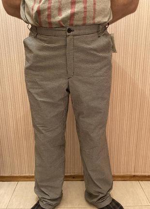 Поварские брюки hejco
