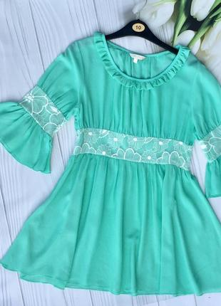 Красивая нежная туника,короткое платье