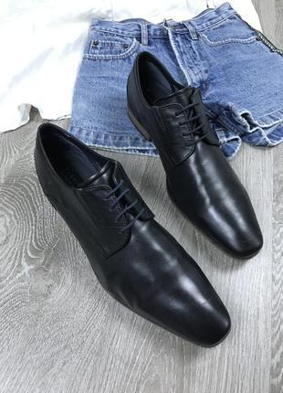 Качественные брендовые туфли bugatti