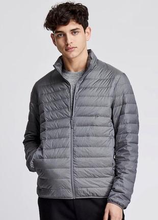 Шикарный лёгкий пуховик esprit куртка light jacket