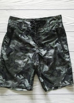 Мужские шорты пляжные cedarwood state плавки шорты плавательные