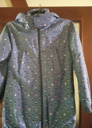 Легендарная reіma! термокуртка  progress by reіma для девочки подростка