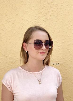 Модные солнцезащитные очки с поляризованной линзой к.12149
