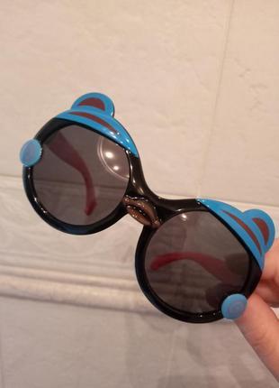 Polarized очки унисекс сова гибкая оправа антиблик