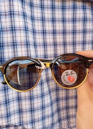 Polarized крутые стильные очки для детей антиблик круглые очки для детей