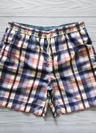 Мужские шорты пляжные f&f плавки шорты плавательные