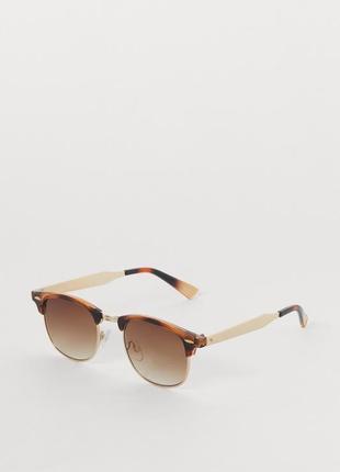 Современные cолнцезащитные брендовые очки h&m оригинал