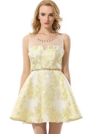 Платье на торжественное мероприятие