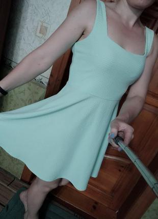 Яркое платье s-l