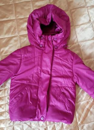 Демисезонная куртка gatti 3-4 года