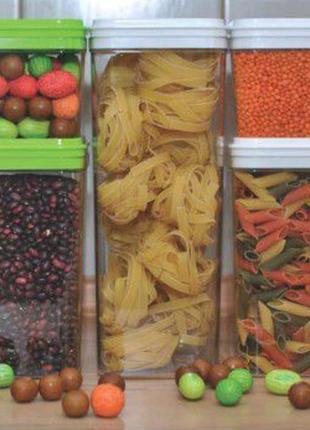 Контейнер для хранения сыпучих продуктов